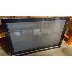 LG TV W/ WALL BRACKET