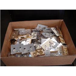 BOX OF NEW IN PACKAGE EARRINGS