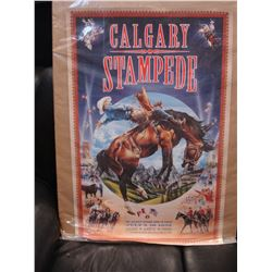 LARGE CALGARY STAMPEDE POSTER