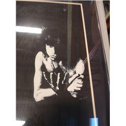 JIM MORRISON ORIGINAL ART 1969