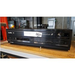 LASERDISC AUTOMATIC FILTER CD WITH VIDEO PLAYBACK