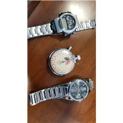 STOPWATCH AND MENS WATCHES
