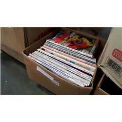 BOX OF STREET RODDER MAGAZINES
