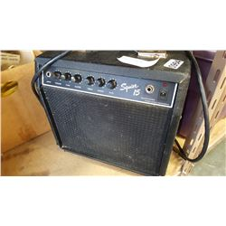 SQUIRE 15 GUITAR AMP