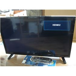 INSIGNIA 24 INCH LED TV WORKING WITH 3 IN 1 REMOTE
