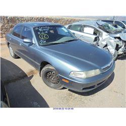 1997 - MAZDA 626