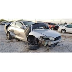 2001 - HONDA ACCORD EX // REBUILT SALVAGE