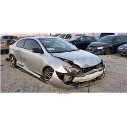2006 - SCION TC // SALVAGE TITLE