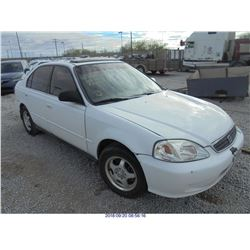 2000 - HONDA CIVIC