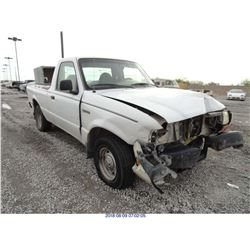 1999 - FORD RANGER // REBUILT SALVAGE