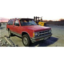 1993 - CHEVROLET S10 BLAZER