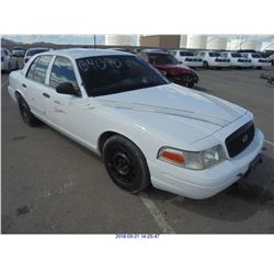 2004 - FORD CROWN VICTORIA // TEXAS TITLE