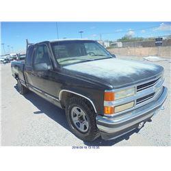 1998 - CHEVROLET CK 1500