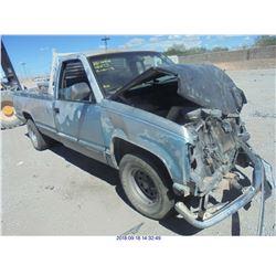 1990 - GMC SIERRA 1500 // REBUILT SALVAGE