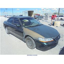 1998 - HONDA ACCORD