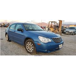 2007 - CHRYSLER SEBRING // REBUILT SALVAGE