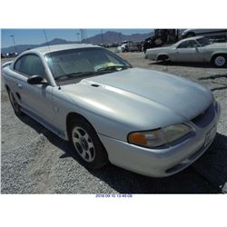 1998 - FORD MUSTANG