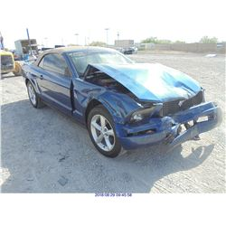 2006 - FORD MUSTANG