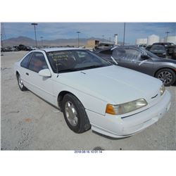 1993 - FORD THUNDERBIRD