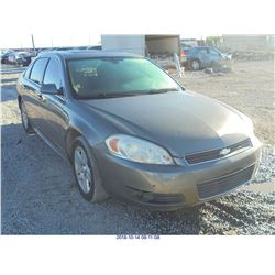 2006 - CHEVROLET IMPALA // SALVAGE TITLE