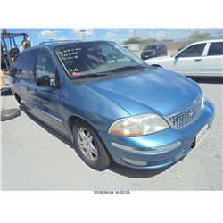 2003 - FORD WINDSTAR