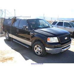 2006 - FORD F-150