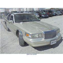 1997 - LINCOLN TOWN CAR
