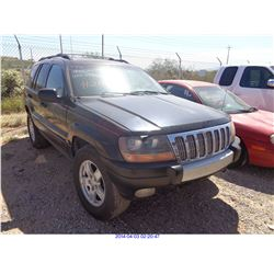 1999 - JEEP CHEROKEE // RESTORED SALVAGE