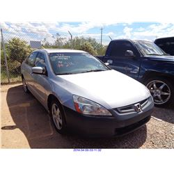 2005 - HONDA ACCORD // RESTORED SALVAGE