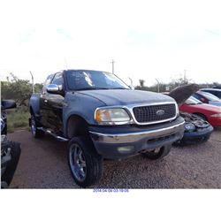 1998 - FORD F150 // RESTORED SALVAGE