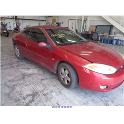 2002 - MERCURY COUGAR // RESTORED SALVAGE