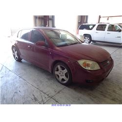 2008 - CHEVROLET COBALT // RESTORED SALVAGE