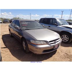 2000 - HONDA ACCORD EX