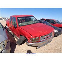 1997 - GMC SIERRA 1500 // RESTORED SALVAGE