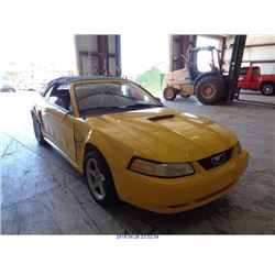 1999 - FORD MUSTANG