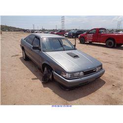 1989 - MAZDA 626