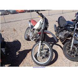 1996 - HONDA MOTORCYCLE