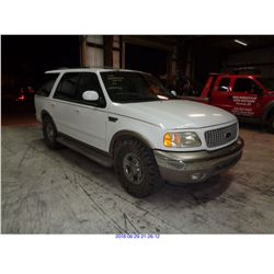 2001 - FORD EXPEDITION
