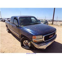 2002 - GMC SIERRA 1500
