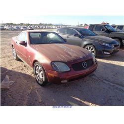 1998 - MERCEDES BENZ SLK230