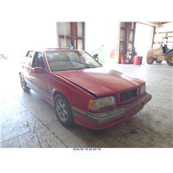1993 - VOLVO 850 GLT