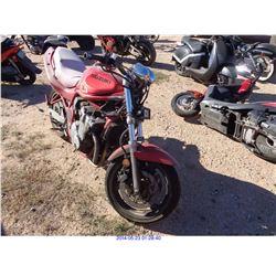 1999 - SUZUKI MOTORCYCLE