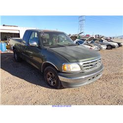 2002 - FORD F150