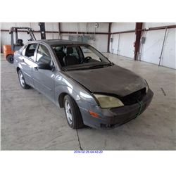2006 - FORD FOCUS // RESTORED SALVAGE