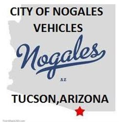 CITY OF NOGALES VEHICLES