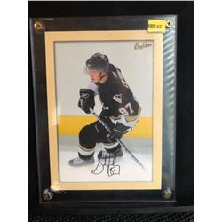 SIDNEY CROSBY 2005-06 OVERSIZED BEEHIVE ROOKIE CARD