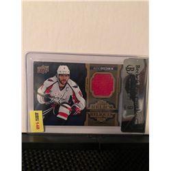 ALEX OVECHKIN 2016-17 TIM HORTONS NHL JERSEY RELICS