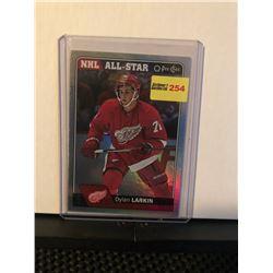 DYLAN LARKIN 2016-17 OPC NHL ALL STAR