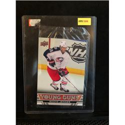 BOONE JENNER 2013-14 OVERSIZED UD YOUNG GUNS SERIES 1