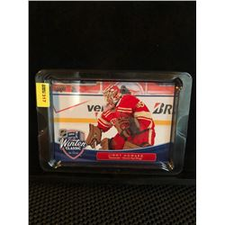 JIMMY HOWARD 2014-15 UD WINTER CLASSIC THE BIG HOUSE SERIES 1